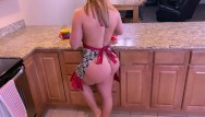 Tgp kitchen Real amateur sister in law gets raw anal fucked in the kitchen