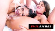 Scandinavian sluts - Evilangel - jane wilde adriana chechik really out-slut themselves