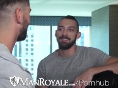 Manroyale Big Dick Step Brother Seduction