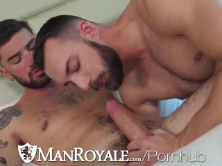 ManRoyale Big Dick Step Brother Seduction