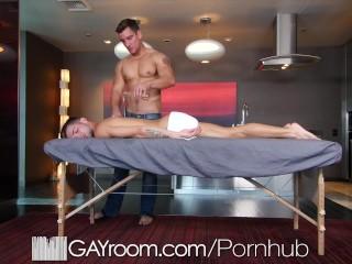 GayRoom Big Dick Hunks Drain Balls Compilation