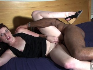 HOLLY SPENDS THE NIGHT SHAUNDAM'S 1ST TIME AND HE CUMS IN HER PUSSY