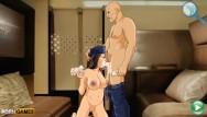 American cartoon porn video Sky fuck porn game