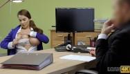 Laura san giancomo boobs - Loan4k. une jeune fille sans emploi vient dans une agence