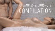 Megaupload cumshot compilation - Compilation of creampies and cumshots vol. 4