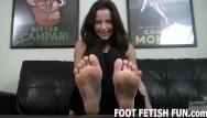 Shayna porn tubes Foot worshiping and foot fetish tube porn