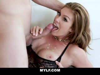 Curvy Hot Milf Rides Cock Hard And Rough