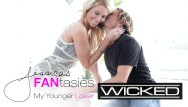 Free pictures milfs Wicked - jessica drake with her younger lover