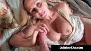Dicks feedback - Busty beautiful world famous milf julia ann gets pussy mega dick drilled