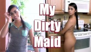 Zoe saldana hot naked Bangbros - latin housekeeper eva saldana fucks her big dick client