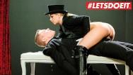 Shemale mistress videos - Xchimera - hot naughty mistress lola myluv dominates her lover - letsdoeit