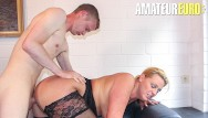 Ass old tit - Reife swinger - big tits milf cheats on her husband with younger guy