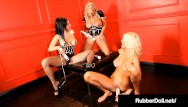 Muddy rubber boots fetish Hot hitachi love rubberdoll, puma swede vicky vette bate cum together