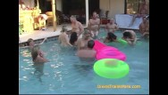 Trailer park milfs Videos from dixiestrailerpark outdoor pool fuck party