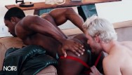 Free gay movies of muscular hunks - Noirmale - white boy gets bounded by black jock