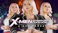 Starwars porn parodies Fucking naughty marilyn sugar in xmen stepford cuckoos a xxx parody