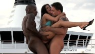 Breast d double Private black - dpd diva candy alexa double fucked by captain 1st mate