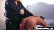 Amateur mature sex big tits - The slut wife buggers her husband with a strapon