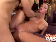 hot sex ends with facials and jessi chokes on huge load
