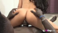 Her first black dick - Shes going to a black dick for the first time on her life