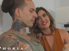 Biphoria - Hot Bisexual Duo Turns Party Into Wild Orgy