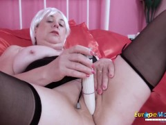 Europemature Busty British Mature Lady