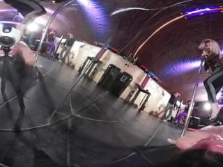 Alisha Griffanti & Miss Lucrezia – Trampling VR at Sadika Club