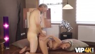 Black hookers fucking young dudes - Vip4k. pretty blonde with perfect body makes love to horny dude