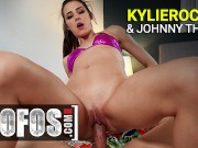 Mofos - Amateur Kylie Rocket makes pov sextape on vacation