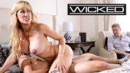 Erotic mature breast picture pot Wicked - brandi loves husband watches her fuck another man