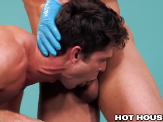 Hothouse – Doctor Gives Devin Franco A Thorough Exam