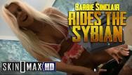 Free sybian orgasm teens Hot blonde milf barbi sinclair slams a sybian