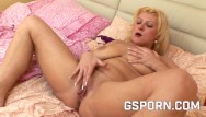 Natural creampie milf tube - Natural big tits sexy blonde milf fucking hard with big cock