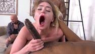 Interracial cuckold sex vids Cuckold husband watches kenzie madison gets totally destroyed by bbcs