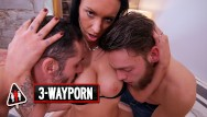 Title squirt gangbang 3 3-way porn - double penetration squirt anal trios