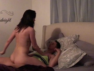 UNCUT Our First Video | Creampie