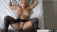 Nina milf Lubed up pawg takes a huge bbc