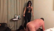 Vagina kick video Fetish femdom kicking brat girls