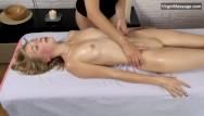 Organic virgin coconut oil Lizkas pussy shaking from masturbation massage