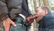 Gay boys sample movie Grizzly mountain mans cum swallowing w/pre-cum sampling