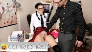 Any teen porn Dane jones teacher spanks and plays with naughty schoolgirl anie darling