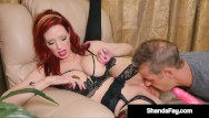 Mature milf and dog Horny hot housewife shanda fay gets her mature muff stuffed by husband