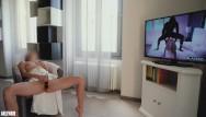 Teen girl porn gallery White girl masturbates while watching bbc porn