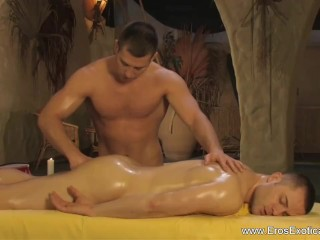 Erotic Massage For The Initiated