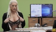 Hat fetish Loan4k. die arme und wunderschöne verkäuferin hat wilden virtual sex