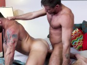 ExtraBigDicks - Jack Andy's Big Dick Is A Workout In Itself