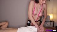Hidden video girls getting massage nude Great real hidden cam handjob