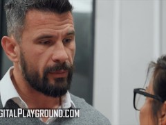 Digital Playground - Big-chested Alexis Fawx Plumbs Her Boss