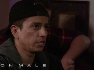 IconMale – Hunks Brendan Patrick, Wesley Woods & Link Parker group sex