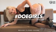 Sexy offspring Doegirls - kinky hungary babe zazie skymm masturbating in her sexy lingerie